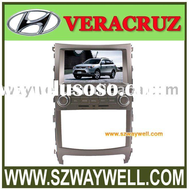 Hyundai Veracruz Car DVD GPS Navigation Bluetooth Radio IPOD Touch Screen Video Audio Player