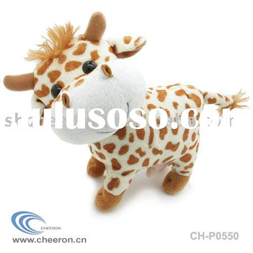 Plush cow, stuffed Cow