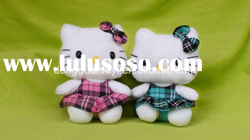Plush hello Kitty toys