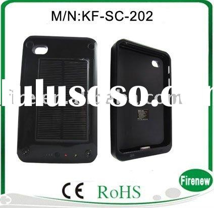 Solar battery charger case for Samsung Galaxy Tab