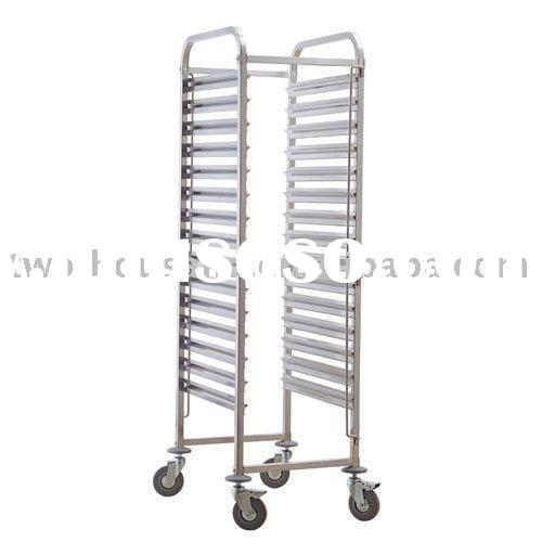Stainless steel Tray Trolley TT-SP262B(bakery cart,dining cart)