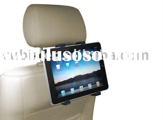 Strong Headrest Car Holder for iPad/ for iPad 2/ for  Samsung Galaxy Tab p1000 /for tablet pc