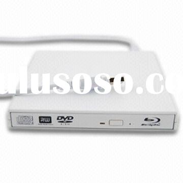 USB 2.0 Slim External Blu-ray DVD player