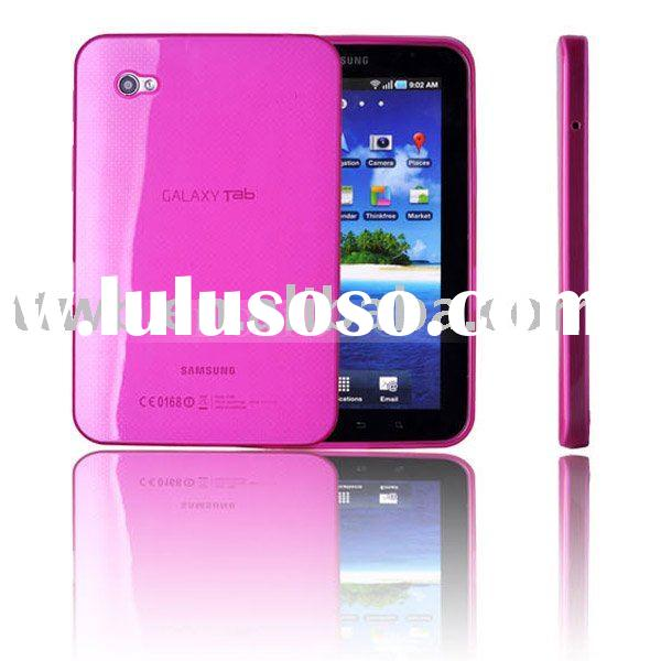 for samsung galaxy tab P1000 case, plastic case,mobile phone case