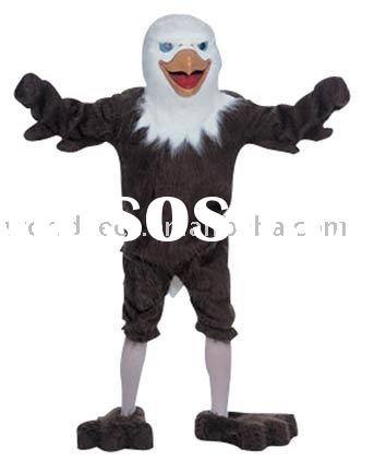 hot sale C357 Eagle mascot costume Animal mascot