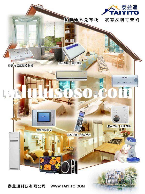 smart home automation system in home