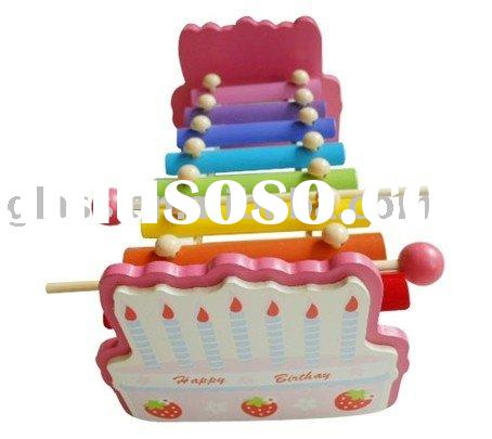 Educational Wooden Music Toys