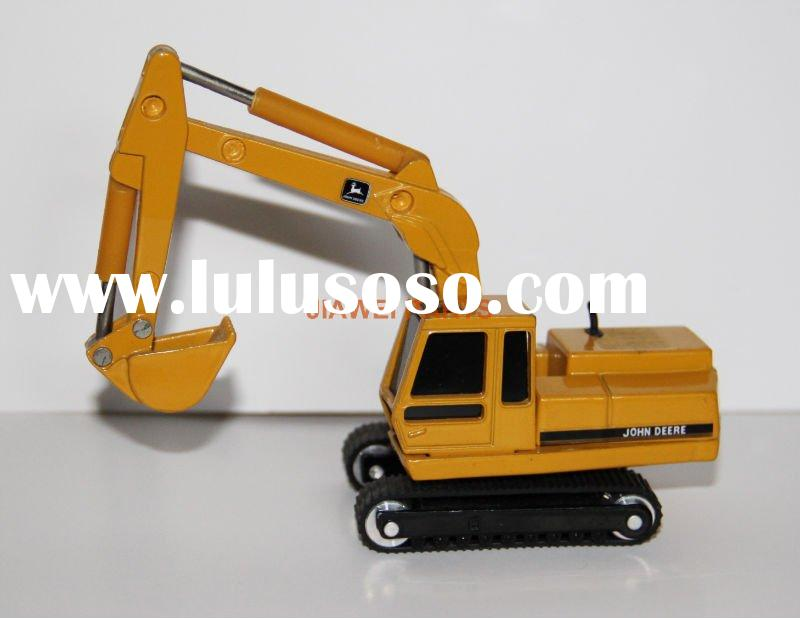 Excavator Model Toys high simulation CAT JOHN DEERE