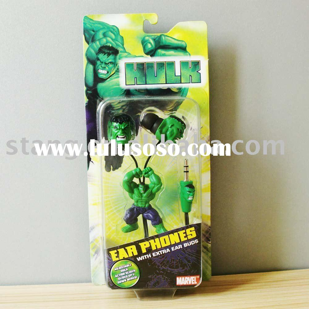 Green Giant Earbuds