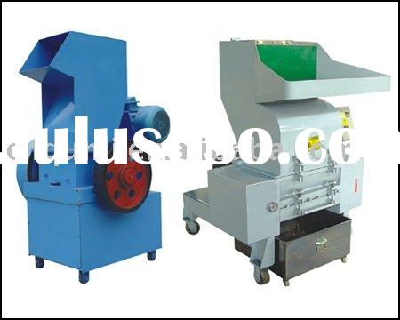 High speed plastic crusher used