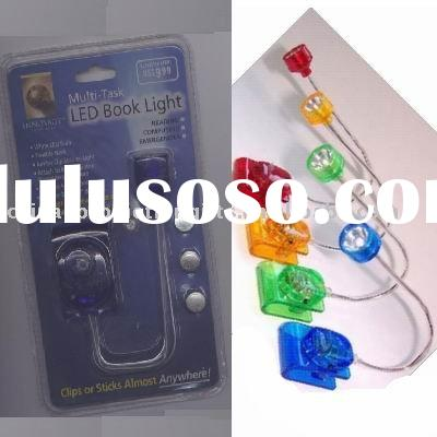 LED Book Light,Reading Clip Lamp,Mini Clip Light