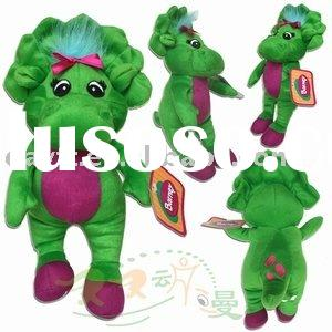 Lovely BARNEY BABY PLUSH DOLL toy  wholesale& drop shipping C1345