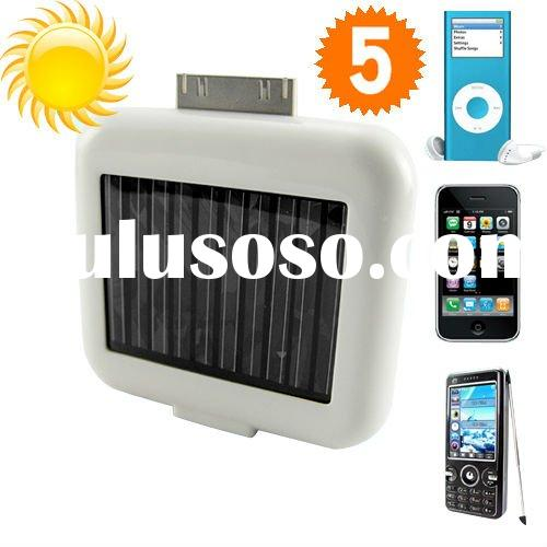 Mini solar charger for iphone4