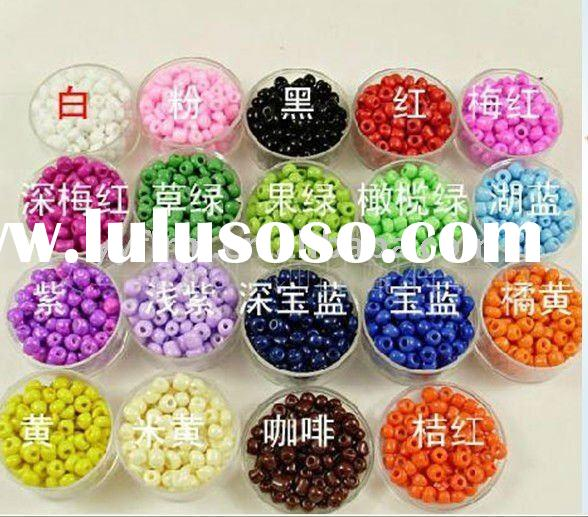 Mix color Ceylon jewelry seed beads!Competitive price whole sale!