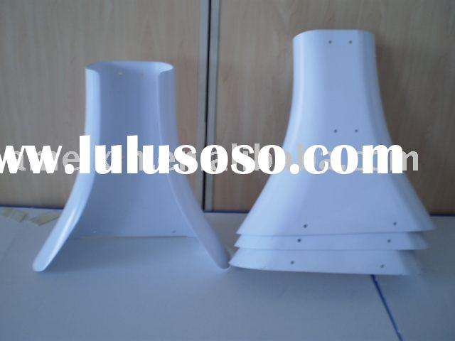 Plastic vacuum forming machine cover, deep drawing machine parts
