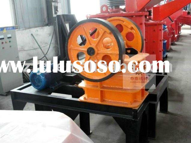 Professional manufacture mini jaw crusher with good price