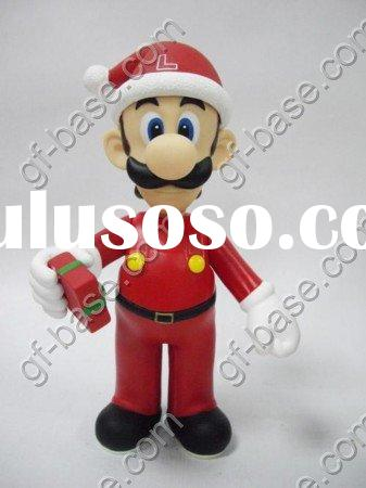 Super mario toys,Super mario figure,super mario bros gashapon figure for Nintendo NDS,mario bros toy
