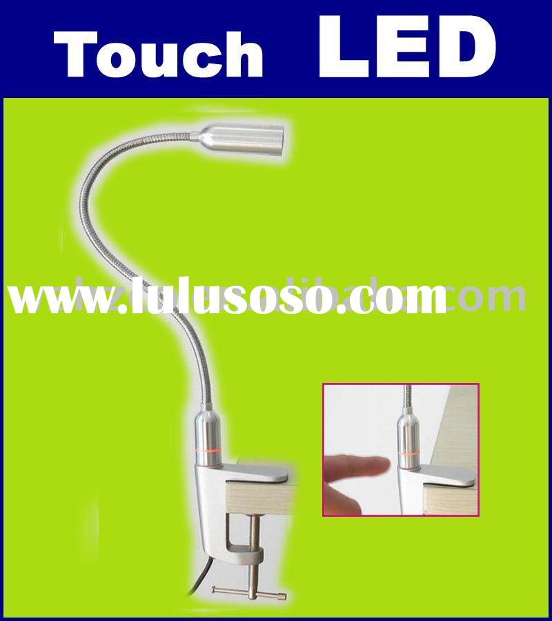 Touch LED reading lamp(BK-1105)