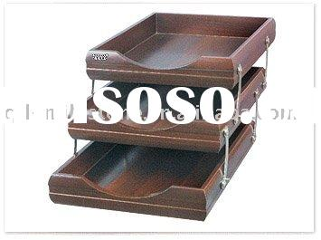 Wooden Office Furniture Wooden Tray