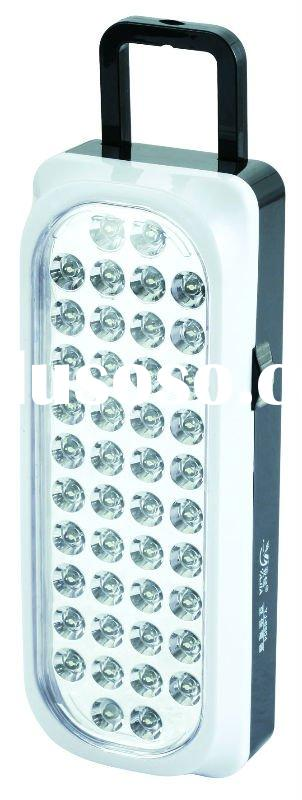 YJ-6804 battery powered /portable emergency lamp(wall mount, handle)
