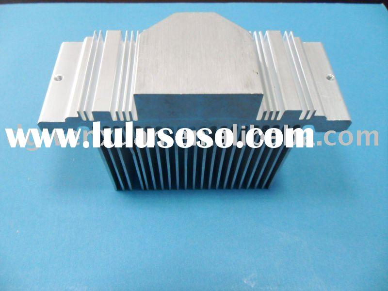 fan delta  extrusion heat sink  aluminum cooling fan