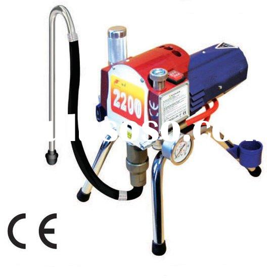 Graco airless paint sprayer parts for sale price china for Paint sprayers for sale