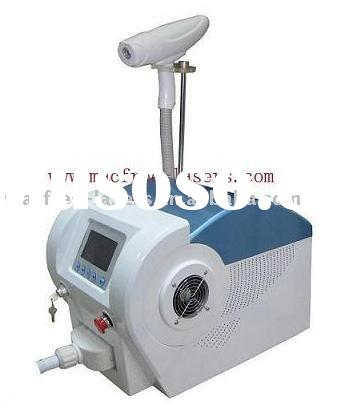 portable  YAG laser hair removal device good price