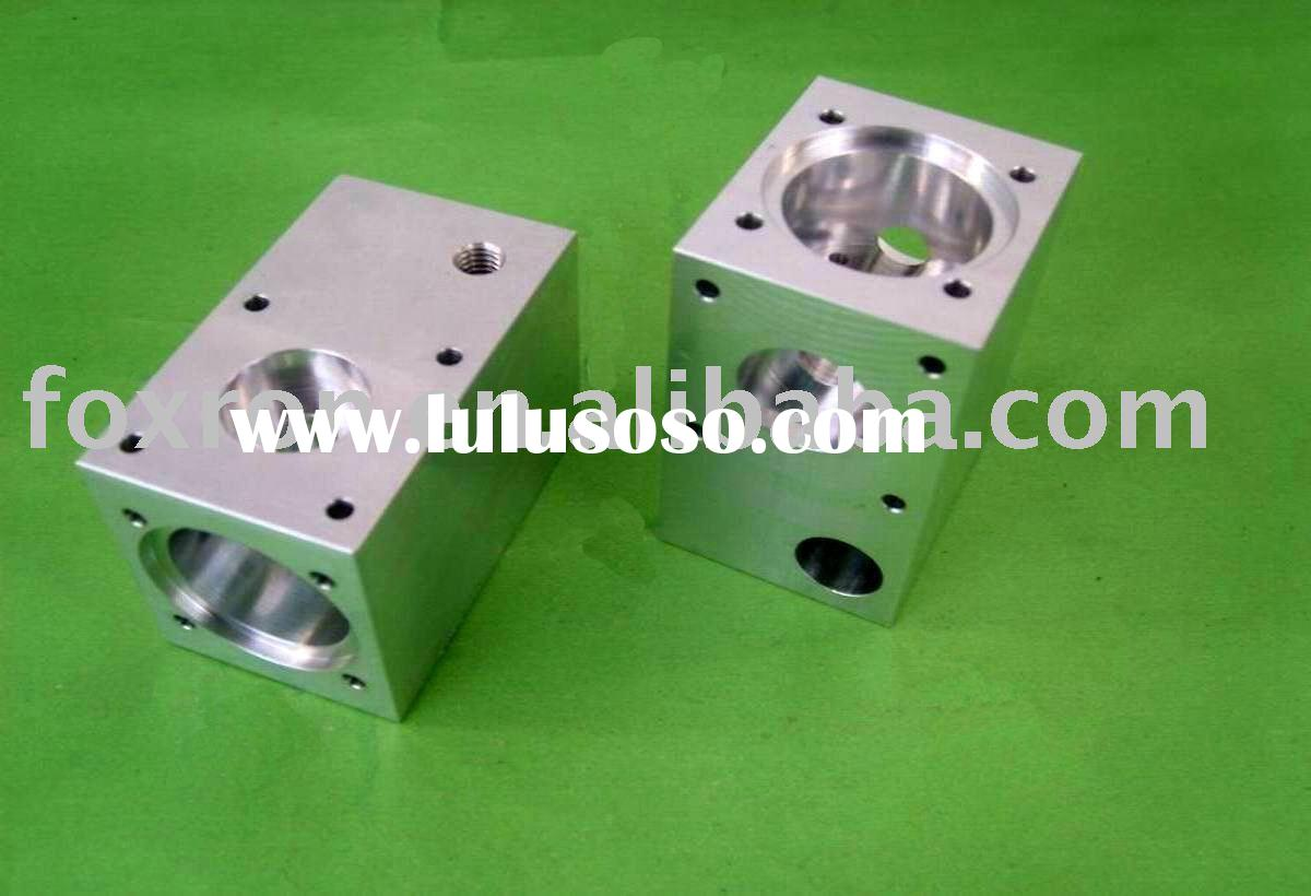 precision drilling and milling cnc machine part