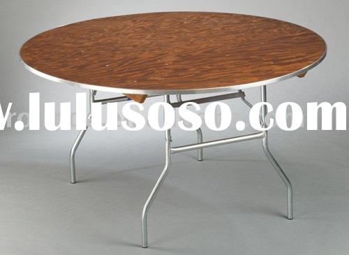 """60 """" Round Banquet Folding Table"""