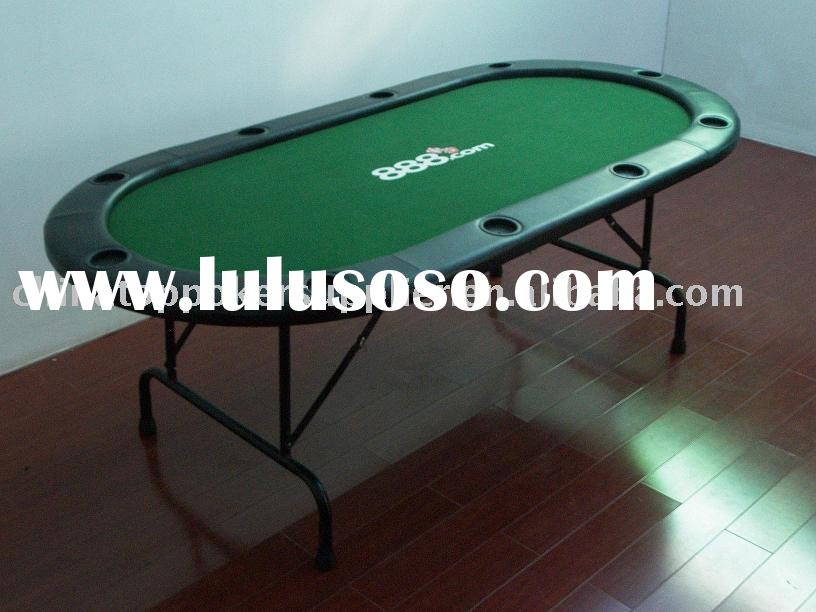 84 inch poker table