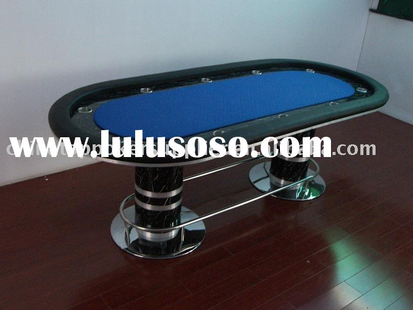 96inch marble finished poker table