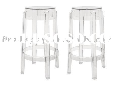 Acrylic Counter Height Stool (HF-C-008)