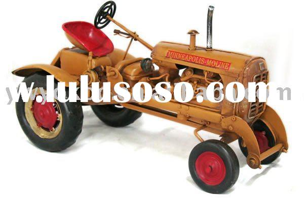 Chinese Antique Tractors : Antique farm tractor model for sale price china