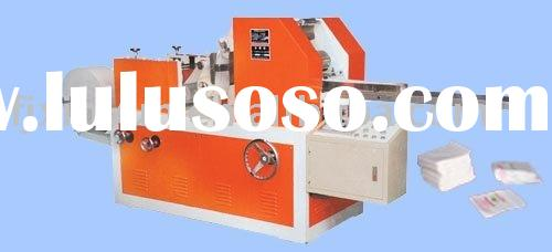 Automatic Napkin Paper and Table Paper Machine