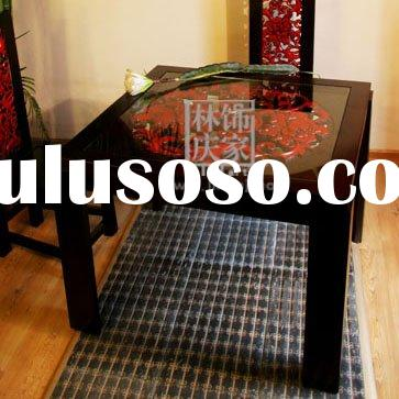 Chinese Style Antique Wooden Dining Table And Chair Q471-80.36