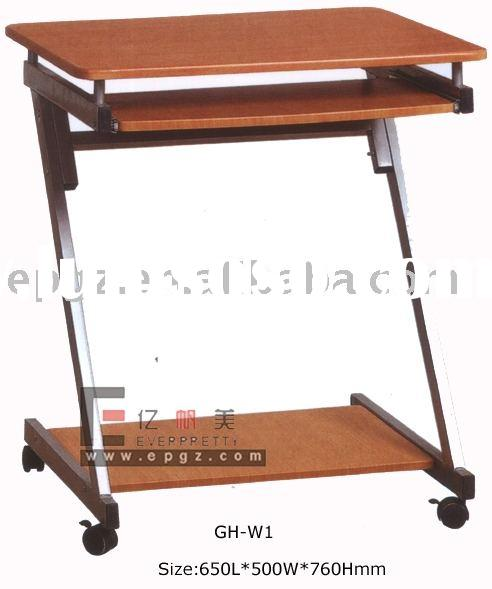 wood computer table computer table computer desk wood computer table