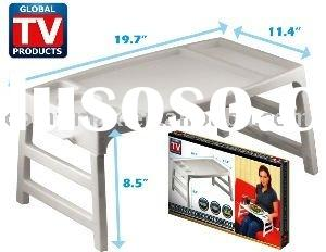 Convertible Lap Table Tray Hot as seen on TV Household