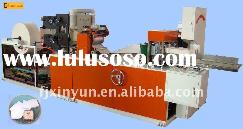 Full-automatic Napkin Paper  and Table Paper Machine