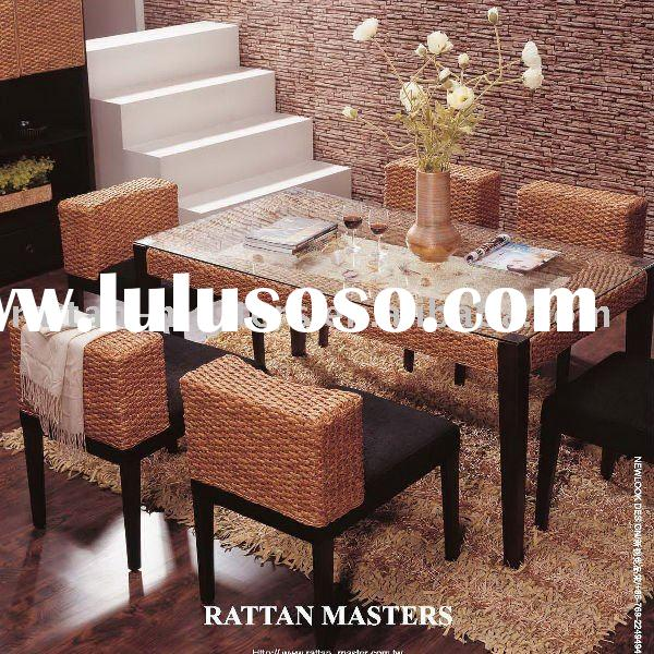 High quality fashion dining table and chair
