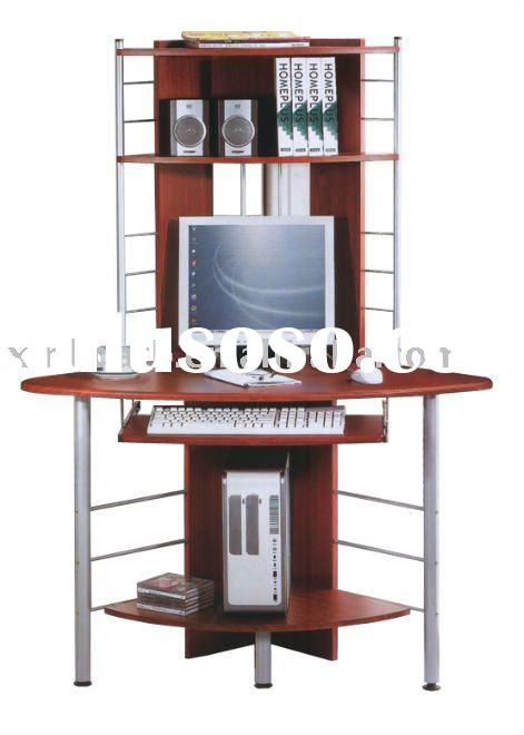 M-PC23 Corner computer desk tower table