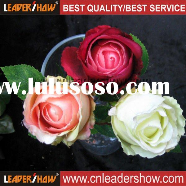 Pretty Artificial Roses Table Flower