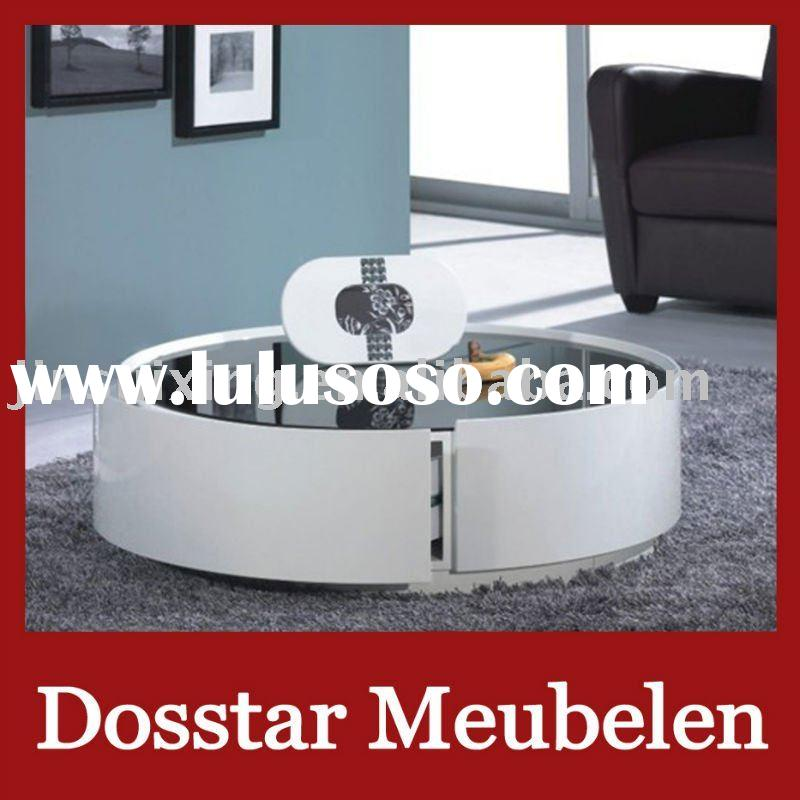 Round Modern Coffee Table 333#