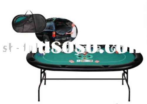 Taxas Hold'em Poker Table ( folding poker table, casino poker table )