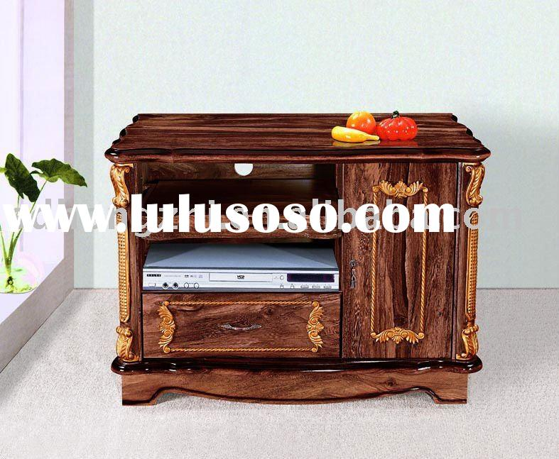 Wood TV Stand 1001# For Living Room Use