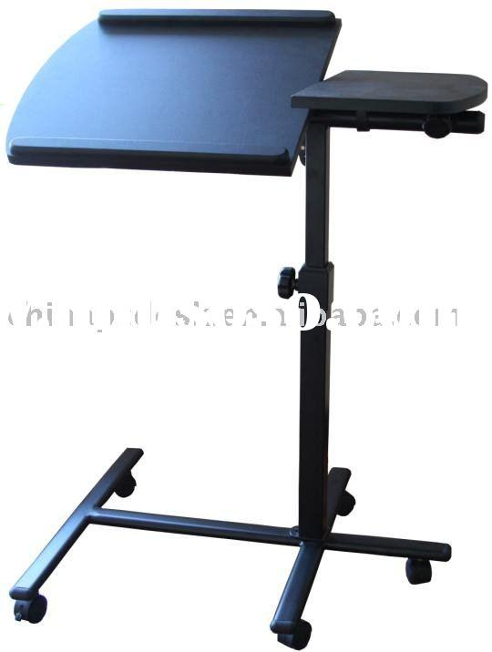 adjustable laptop table/notebook computer desk