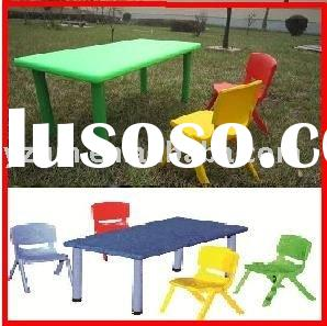 child plastic table,children picnic table and chair,Disassemble Child table