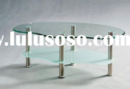 glass table,coffee table set,sofa table