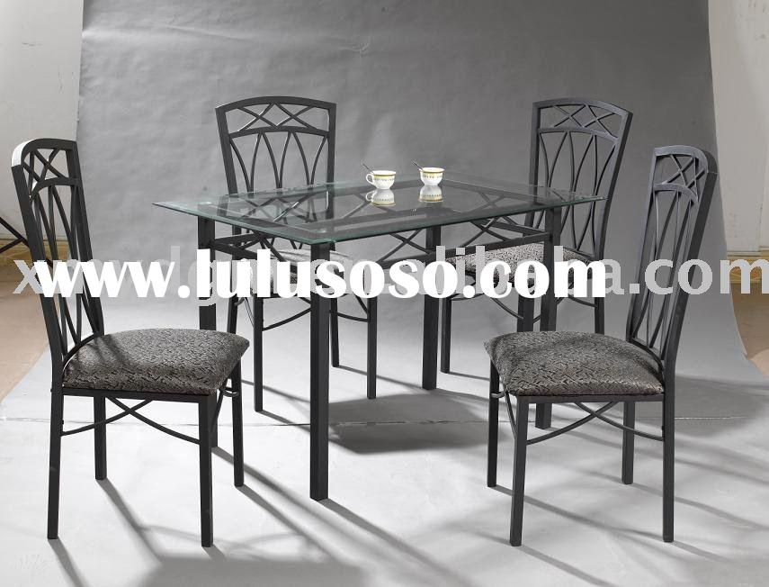 home furniture new glass dinning table MLdining-H13