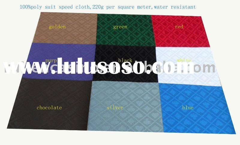 suit speed cloth, poker table felt,table cloth,poker cloth