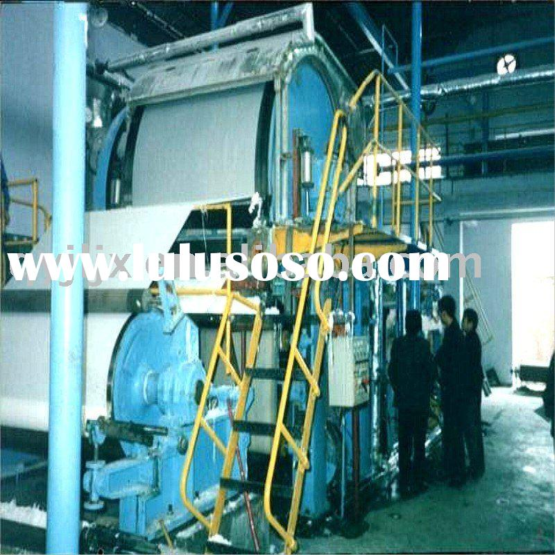 supply full automatic life  toilet roll paper and napkin paper machine